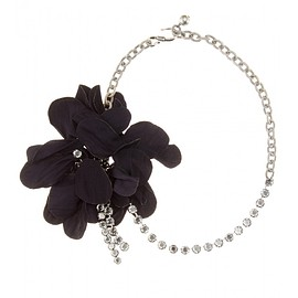 LANVIN - Crystal-embellished necklace