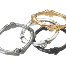 MARC BY MARC JACOBS - Bone Bracelet Cuff Bangle