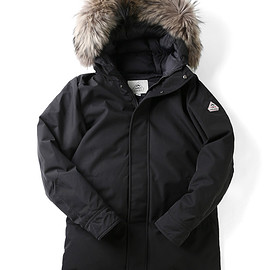 Spoutnic Jacket Soft-Black