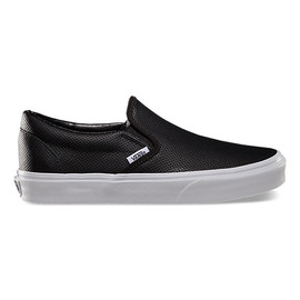 VANS - Slip-On Perf Leather