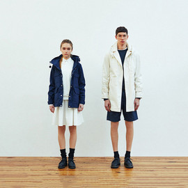 THE NORTH FACE PURPLE LABEL - THE NORTH FACE PURPLE LABEL Spring/Summer 2015 Lookbook