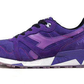 """diadora - N.9000 """"made in ITALY"""" """"Purple Tape"""" """"RAWKWON x Packer Shoes"""""""