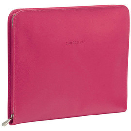 LONGCHAMP - VEAU FOULONNÉ - laptop case
