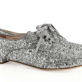 miu miu - glitter shoes