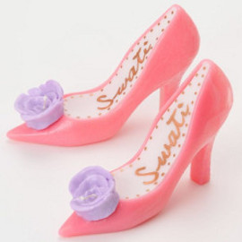 SWATi - high heel candle