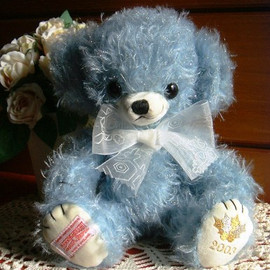 MERRY THOUGHT - 2003s BLUE チーキー