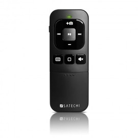 Satechi - Bluetooth Multi-Media Remote Control for iPhone, iPad & All Bluetooth OS Devices