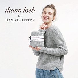 iliann loeb for HAND KNITTERS - ハンドニットKIT