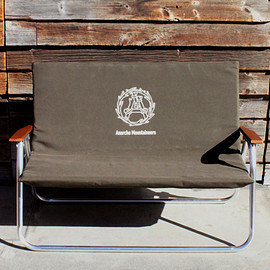 Mountain Research, Captain Stag, HOLIDAYS in The MOUNTAIN - Chair Pad (for Cpt. S)