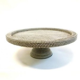 Lloyd's Antiques - Studded cake stand