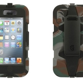 GRIFFIN - Survivor for iPhone5 : Hunter Camo