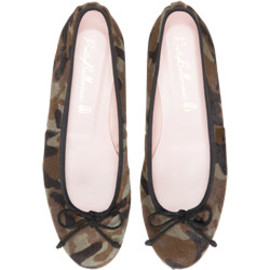Pretty Ballerinas - MARILYN camouflage