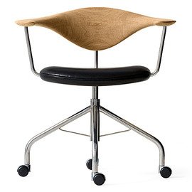 PP Mobler - Hans J Wegner PP502 Swivel Chair