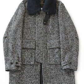 ANALOG LIGHTING - G-1×Coat Ver.Long (grey)
