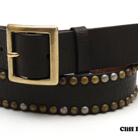 NEIGHBORHOOD - NEIGHBORHOODCATERPILLAR/CL-BELT[ベルト]BROWN284-000299-016-【新品】【smtb-TD】【yokohama】