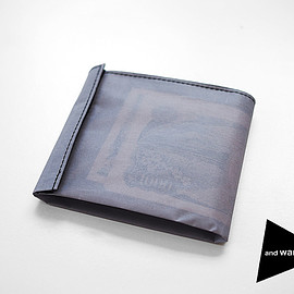 and wander - cuben wallet