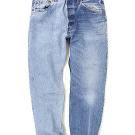 SUNNY SIDE UP - <SUNNY SIDE UP>Denim Pants