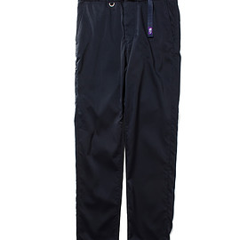 THE NORTH FACE PURPLE LABEL - Double Face Chino Tapered Pants