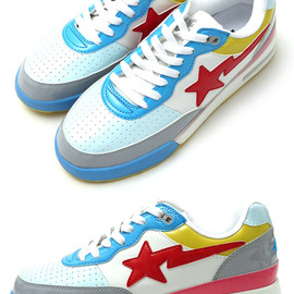 A BATHING APE - PATENT MULTI ROADSTA