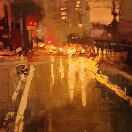 Jeremy Mann - CITYSCAPES / After the Storm