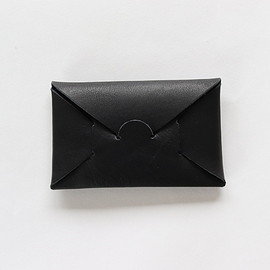 i ro se|UNISEX - SEAMLESS CARD CASE #BLACK [ACC-SL01]