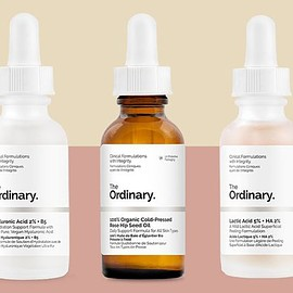 The Ordinary - Skincare products