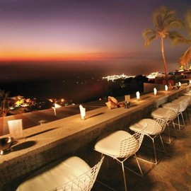 UAE - Ras Al Khaimah Sunset Bar