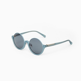 3.1 Phillip Lim - PL70C5SUN FROSTED BLUE WITH NAVY BLUE LENS
