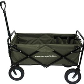 The Mac Sports - Garden Utility Wagon in Green