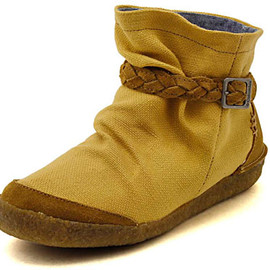 Columbia - FOREST PARK MINI BOOT / Gold Leaf
