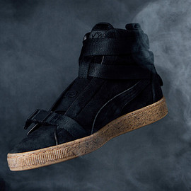 PUMA, The Weekend - Suede 50 Hi - Black/Gum
