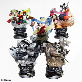 SQUARE ENIX - Disney Characters FORMATION ARTS ミッキーマウス