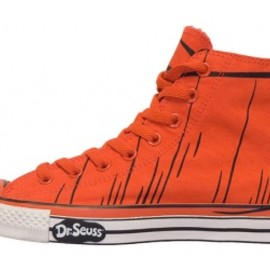 CONVERSE - DR SEUSS THING 1 THING 2 HI GRENADINE