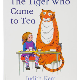 Judith Kerr - The Tiger Who Came To Tea