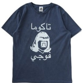 TACOMA FUJI RECORDS - ARABIC TACOMA (navy)