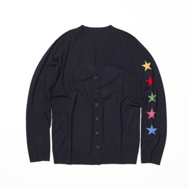 uniform experiment - Five Star Cardigan
