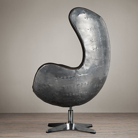 Restoration Hardware - 1950s Copenhagen Spitfire Chair