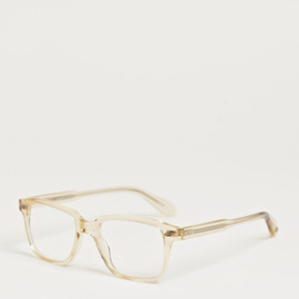 Garrett Leight California Optical - Garrett Leight California Optical Men's Westminster Champagne Glasses