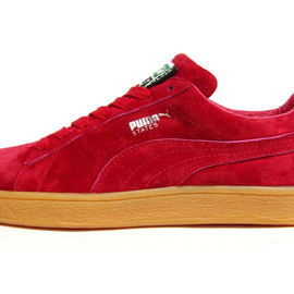 PUMA - STATES OUTDOOR PUMA SHADOW SOCIETY 「LIMITED EDITION for The LIST」 「世界キーアカウント限定モデル」 RED/GUM