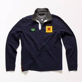 Best Made Company, Canterbury of New Zealand - The Rugby Jersey