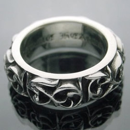 CHROME HEARTS - ETERNITY VINE BANDRING