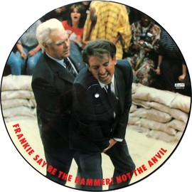 "Frankie Goes To Hollywood - War (Hidden) 12"" picture disc"
