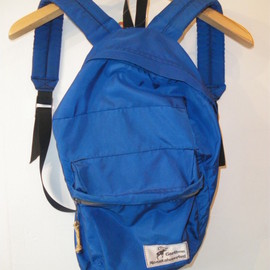 Caribou Mountaineering  Vintage Day Pack - Caribou Mountaineering  70'sVintage Day Pack