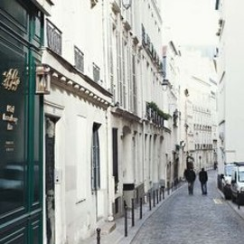 Saint Germain, Paris, France - street