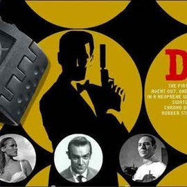 "Swatch - Swatch × James Bond 007 ""DR. NO"" 1962"