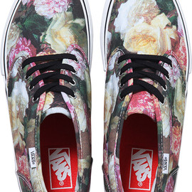 Vans, Supreme - Power, Corruption & Lies Chukka