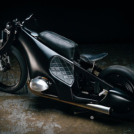 BMW - Landspeeder by Revival Cycles