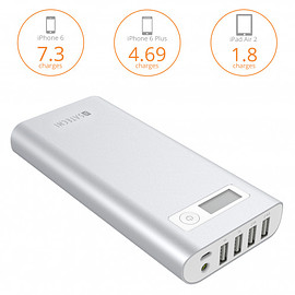 Satechi® - SX20 (20000mAh) - Extended Battery Charger Pack