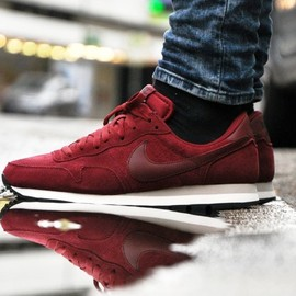 Nike - Nike Air Pegasus 83 Team Red