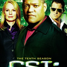 Created by Anthony E. Zuiker - CSI: Crime Scene Investigation - The Tenth Season